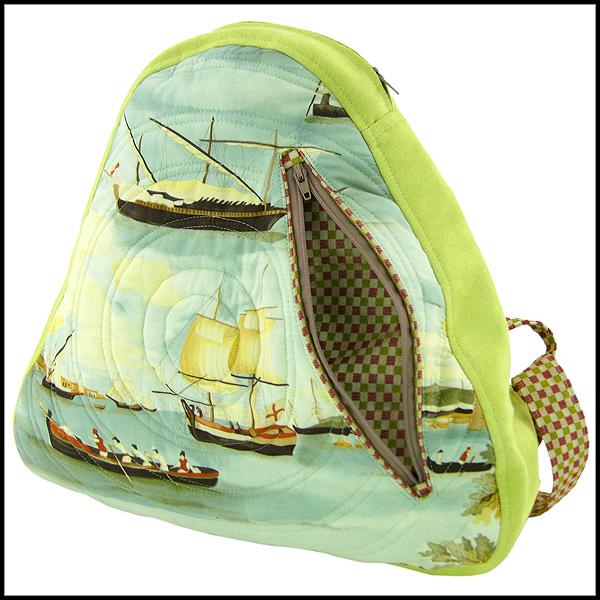sac à dos bateaux voiliers