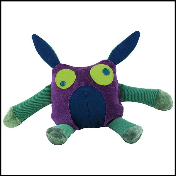 doudou-Nono-violet-vert 1